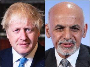 تاکید نخستوزیر انگلیس بر حمایت از دولت افغانستان در جنگ علیه طالبان