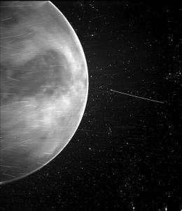 نیمه تاریک سیاره زهره