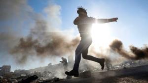 سرکوب اعتراضات و تعرض به شهردار «ام الفحم» در فلسطین اشغالی