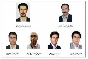 درخشش اساتید زنجانی بر تارک علم و دانش