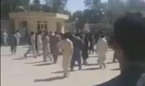 خبر جدید درباره حوادث شهرستان سراوان