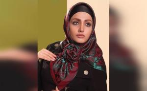 آموزش بستن روسری برای عید به شکل گل زیبا