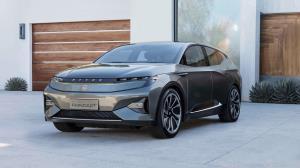 معرفی خودروی هوشمند بایتون