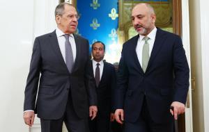 مسکو برای آشتی ملی در افغانستان آستین بالا زد