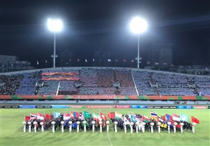 فوتبال دانشجویان آسیا برگزار میشود