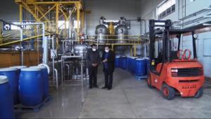 بازگشت بیش از ۳۰ واحد تولیدی زنجان به چرخه تولید