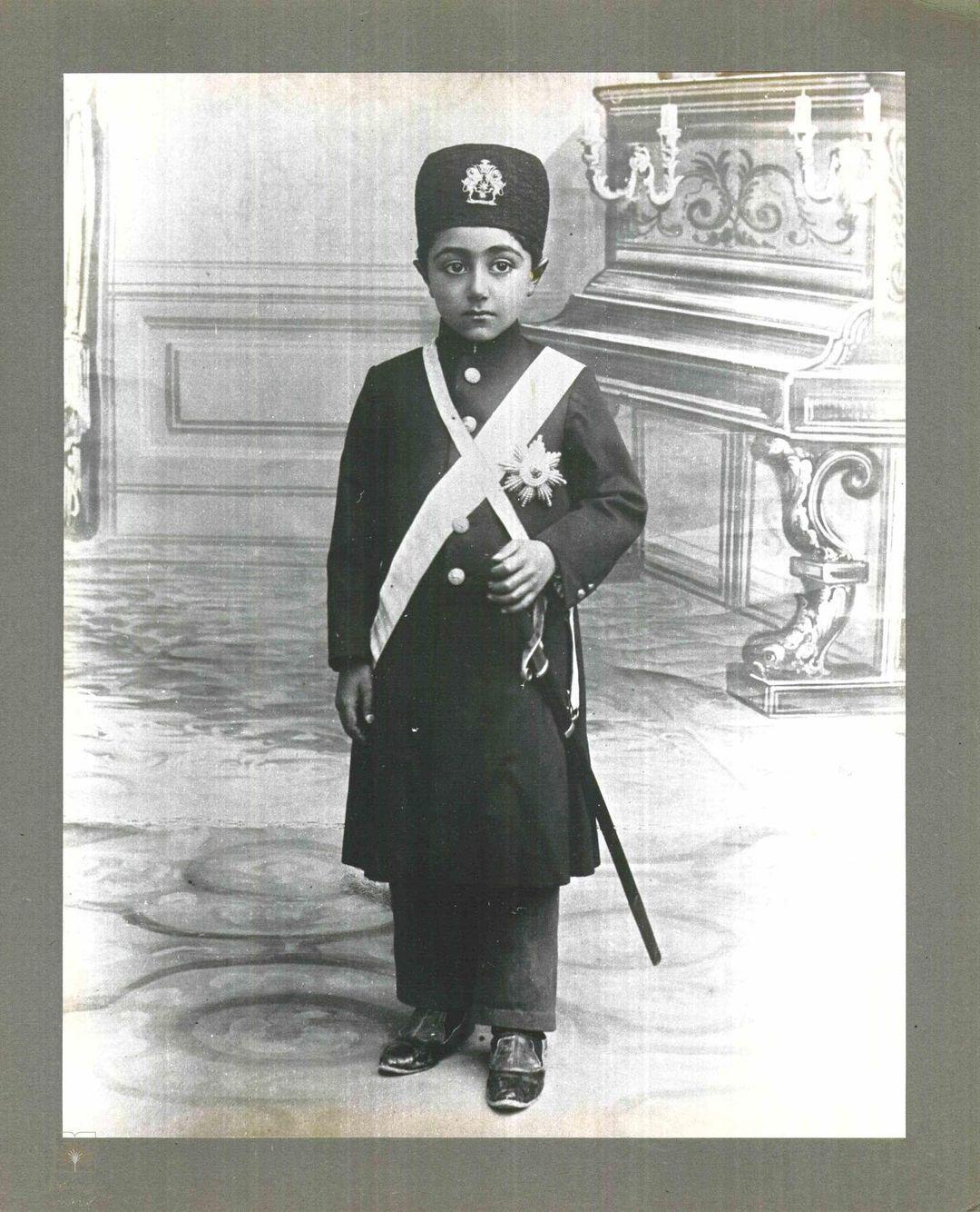 احمدشاه، آخرین پادشاه قاجار