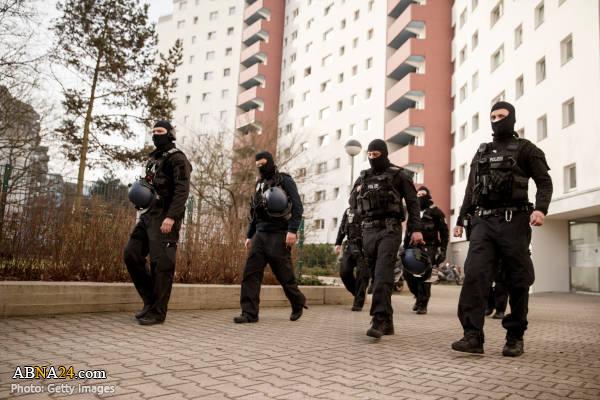 یورش گسترده پلیس آلمان به خانه سلفیها در برلین
