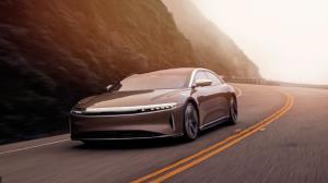 تاخیر در تحویل خودروی لوکس الکتریکی لوسید ایر ۲۰۲۱