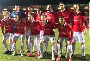نمایش درخشان ستاره ایرانی در لیگ دانمارک