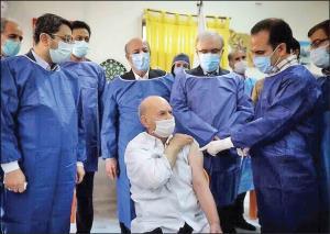 انحراف از اجرای سند ملی واکسیناسیون کرونا