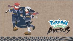 بازی Pokemon Legends: Arceus برای نینتندو سوییچ معرفی شد