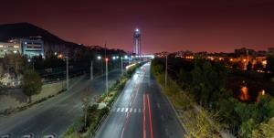 تداوم منع تردد شبانه خودروها در سمنان