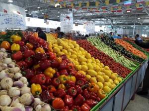افتتاح 8 بازار میوه و تربار در پایتخت