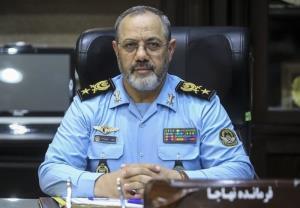 امیر نصیرزاده: نیروی هوایی اشراف کامل عملیاتی بر منطقه دارد