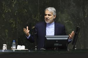 جدال لفظی نوبخت و نماینده تهران در مجلس
