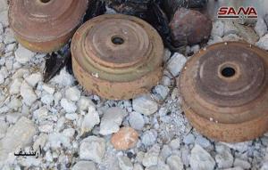 5 زن بر اثر انفجار مین در سوریه کشته شدند