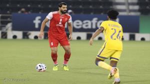 AFC مختصات پیراهن پرسپولیس را تائید کرد