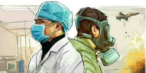 عکس/ جان باختن ۲ تن از مدافعان سلامت خوزستان
