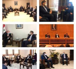 جزئیات سفر سخنگوی وزارت خارجه به سوریه