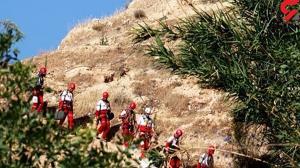 وقوع حادثه برای جوان کرمانی در کوه صاحبالزمان