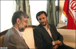 اظهارات یک اصولگرا درباره اختلاف حدادعادل با احمدینژاد