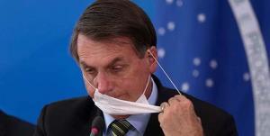 رئیس جمهور برزیل مردمش را به ماسک نزدن تشویق کرد!
