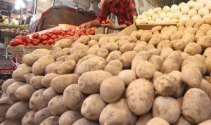 کشف ۱۳۶ کیلوگرم تریاک در بار سیب زمینی