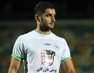 حسینی: بدشانسی ما از بازی اول شروع شد