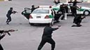 شهادت سرباز نیروی انتظامی در «درهشهر» ایلام