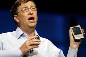 موسس مایکروسافت گوشیهای اندرویدی را به آیفون ترجیح میدهد