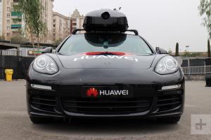 ورود هواوی به صنعت خودرو، تولید محصولات الکتریکی از سال ۲۰۲۱