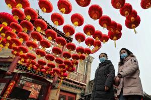 فستیوال فانوس های قرمز در چین