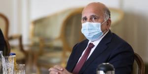 فؤاد حسین: اجازه برهم زدن روابط عالی با ایران را نخواهیم داد