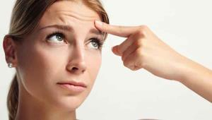 10 عادت عجیب که پوست را چروک می کند