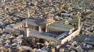 وصف دمشق، مزار رقیه و زینب خاتون از ۱۸۳ سال پیش