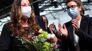امید حزب چپهای آلمان به رهبری دو زن