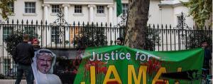 انگلیس: پرونده قتل خاشقجی را پیگیری میکنیم