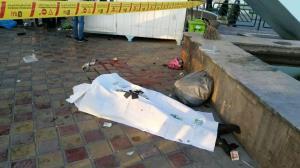 تصادف خونین در جاده خاوران