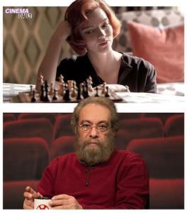 نظر مسعود فراستی درباره سریال «گامبی وزیر»: نه فیلمنامهنویس نه کارگردانش شطرنج بلد نیستند!
