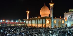 برنامههای شهادت حضرت شاهچراغ(ع) با رعایت شیوهنامههای بهداشتی