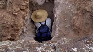 جویندگان آثار باستانی در ساوه غافلگیر شدند