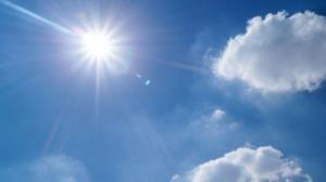 روند نسبی افزایش دما در استان قزوین