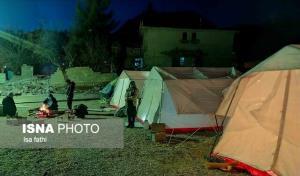 امام جمعه بهمئی: سرمای شدید و اسکان نامناسب زلزلهزدگان سیسخت نگرانکننده است