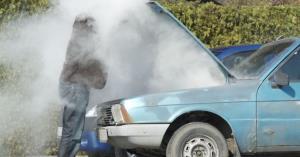 دلایل بیش از حد داغ شدن موتور خودرو