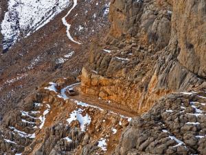پیشبینی بارش ۴۰ میلیمتری در مناطق کوهستانی خوزستان