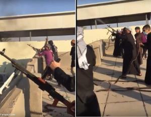 تیراندازی عجیب در مراسم تشییع جنازه یک تاجر!