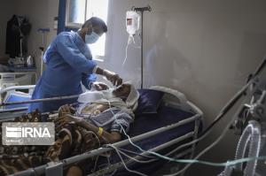 بستری ۱۹۴ بیمار کرونایی در بیمارستان سینا کارون