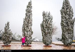 هشدار بارش برف و باران در ۲۲ استان کشور