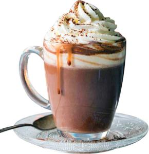 شکلات داغ خانگی، یک دورهم نشینی گرم خانوادگی
